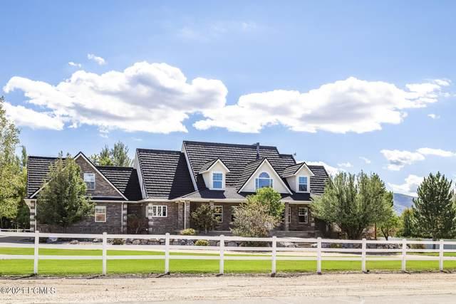 3542 E Old Barn Lane, Heber City, UT 84032 (MLS #12103906) :: High Country Properties