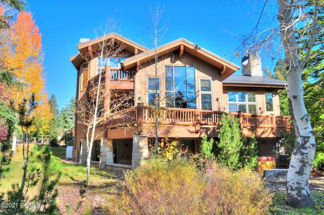 7870 Aster Court, Park City, UT 84060 (MLS #12104203) :: High Country Properties