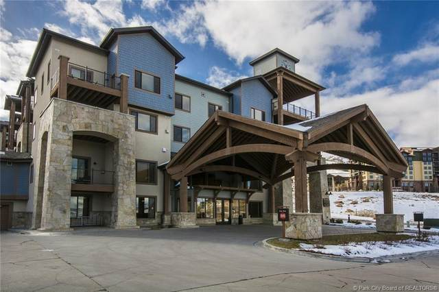 2669 Canyons Resort Drive 302A/B, Park City, UT 84098 (MLS #11800080) :: High Country Properties