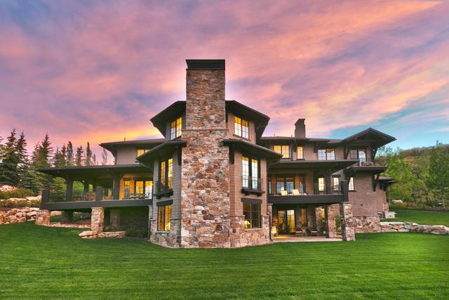 1090 Primrose Place, Park City, UT 84098 (MLS #11803935) :: Park City Property Group