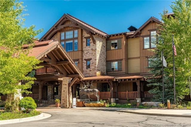 2001 Park Avenue 315/316, Park City, UT 84060 (MLS #11804445) :: High Country Properties