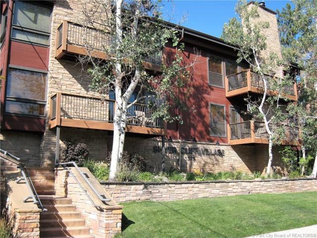 1375 Woodside Avenue #207, Park City, UT 84060 (MLS #11805794) :: Lawson Real Estate Team - Engel & Völkers