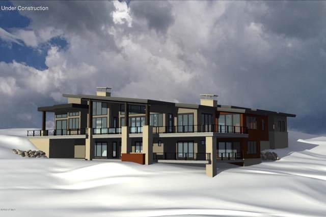 8541 Promontory Rock, Park City, UT 84098 (MLS #11807709) :: Lookout Real Estate Group