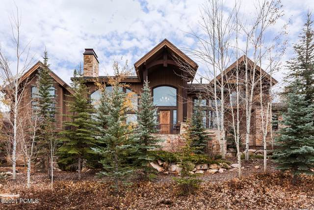 2325 W Red Pine Road, Park City, UT 84098 (MLS #11807802) :: Lookout Real Estate Group