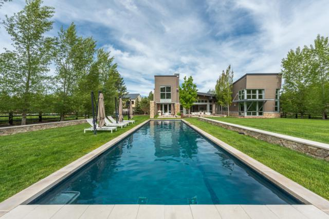 2381 Lucky John Drive, Park City, UT 84060 (MLS #11808142) :: Lookout Real Estate Group