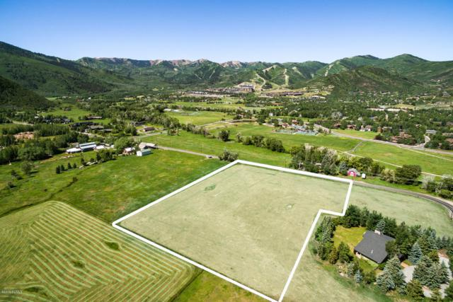 4496 N Old Ranch Road, Park City, UT 84098 (MLS #11808289) :: Lookout Real Estate Group