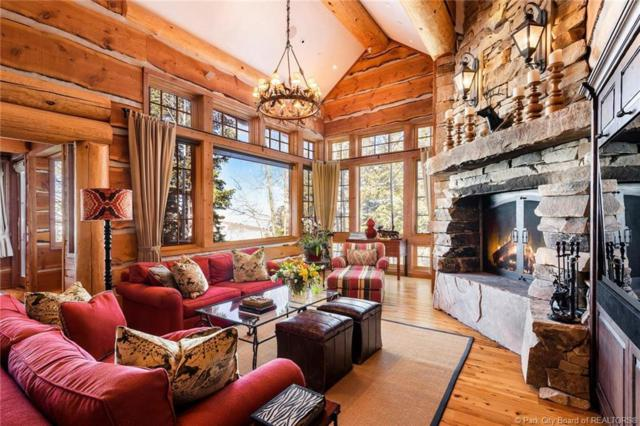 8045 Woodland View Drive, Park City, UT 84060 (MLS #11808357) :: High Country Properties