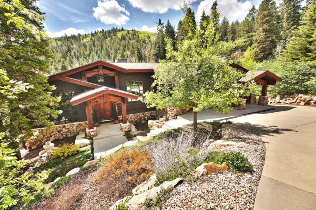 7084 Canyon Drive, Park City, UT 84098 (MLS #11900302) :: Lookout Real Estate Group