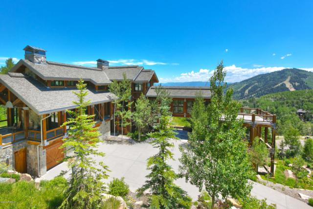 72 White Pine Canyon Road, Park City, UT 84098 (MLS #11900359) :: The Lange Group
