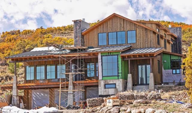 9001 N Twin Peaks Drive, Kamas, UT 84036 (MLS #11901475) :: High Country Properties