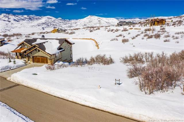 1385 E Lasso - R1 Trail, Hideout, UT 84032 (MLS #11901651) :: High Country Properties