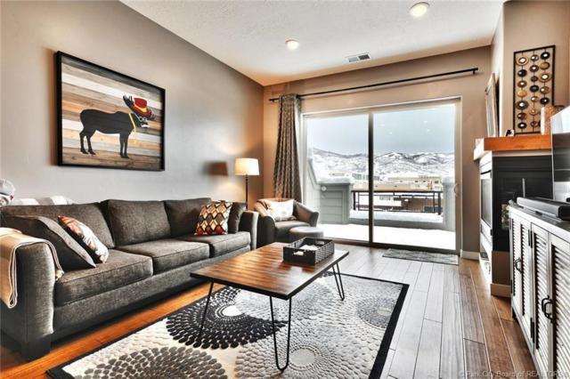 6169 Park Lane South #10, Park City, UT 84098 (MLS #11901835) :: Lawson Real Estate Team - Engel & Völkers