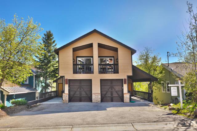 1048/1052 Empire Avenue A & B, Park City, UT 84060 (MLS #11901858) :: High Country Properties