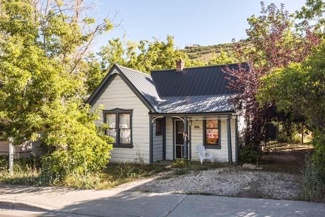1128 Park Avenue, Park City, UT 84060 (MLS #11902223) :: High Country Properties