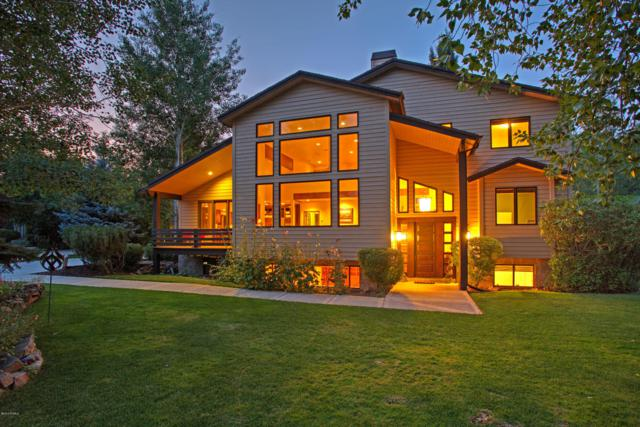 1194 Angus Court, Park City, UT 84098 (MLS #11903291) :: High Country Properties