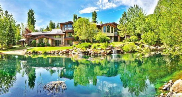 2680 Aspen Springs Drive, Park City, UT 84060 (MLS #11903344) :: High Country Properties