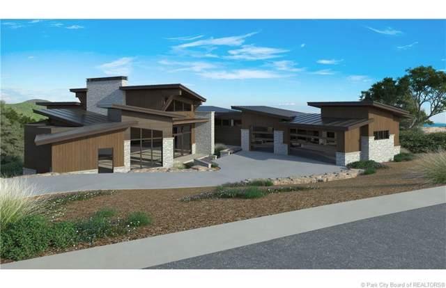 875 N Copper Belt Drive (Lot 730), Heber City, UT 84032 (MLS #11903371) :: High Country Properties