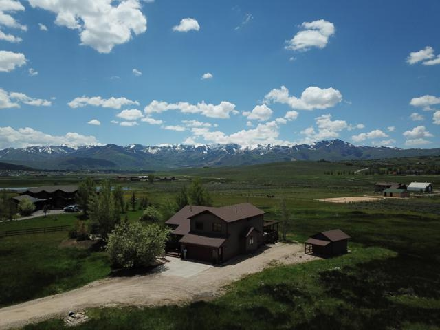 7851 Greenfield Drive, Park City, UT 84098 (MLS #11904604) :: High Country Properties