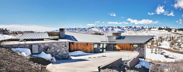 9311 Golden Spike Court, Park City, UT 84098 (MLS #11904610) :: High Country Properties