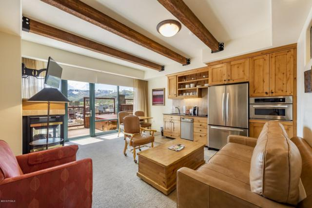 1456 W Newpark Boulevard #417, Park City, UT 84098 (MLS #11904620) :: Lookout Real Estate Group