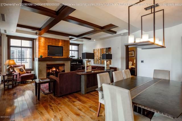 8894 Empire Club Drive Drive #301, Park City, UT 84060 (MLS #11904755) :: High Country Properties