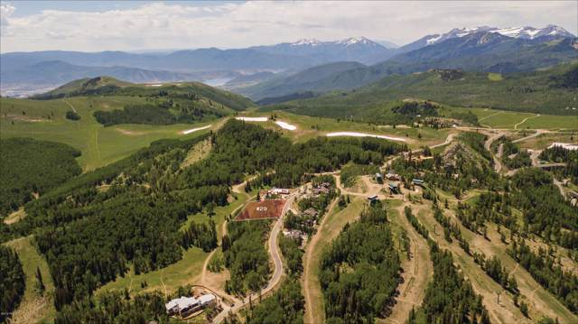 41 Red Cloud Trail, Park City, UT 84060 (MLS #11906317) :: High Country Properties