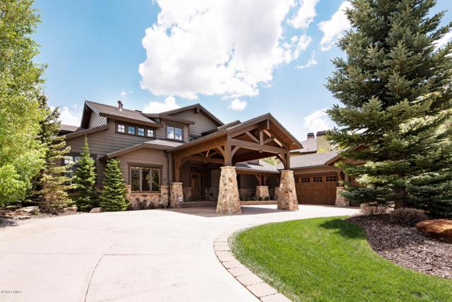 5805 Mountain Ranch Drive, Park City, UT 84098 (MLS #11906370) :: Lookout Real Estate Group