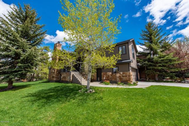 1494 W Meadow Loop Road, Park City, UT 84098 (MLS #11906374) :: Lookout Real Estate Group