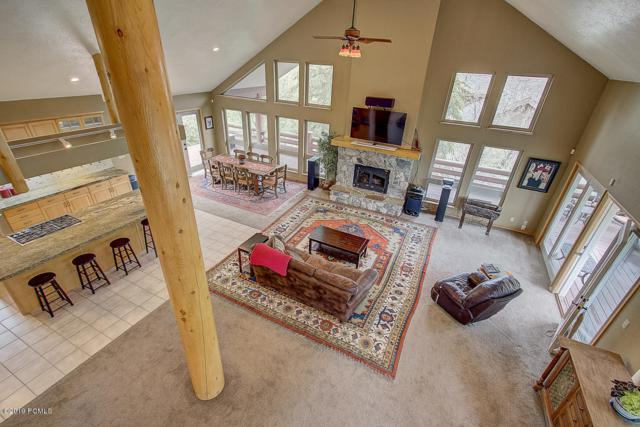 7779 Tall Oaks Drive, Park City, UT 84098 (MLS #11906458) :: High Country Properties