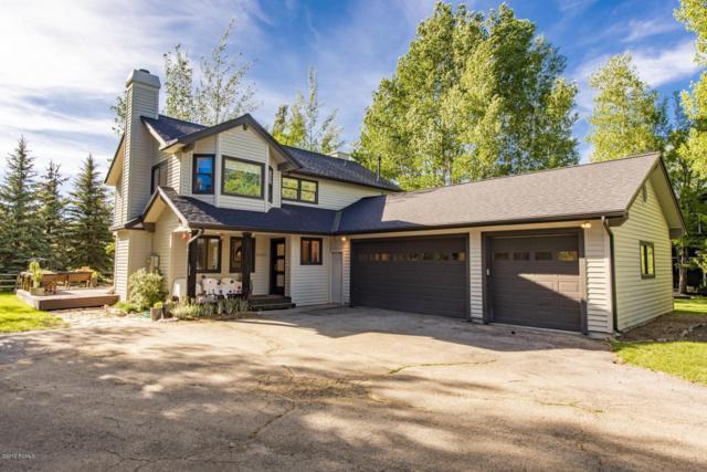 2665 Red Pine Court, Park City, UT 84060 (MLS #11906538) :: The Lange Group