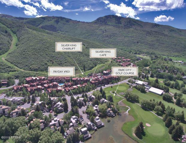 1700 Three Kings Drive #163, Park City, UT 84060 (MLS #11906588) :: High Country Properties