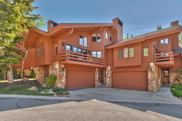 7480 Ridge Drive #4, Park City, UT 84060 (MLS #11906590) :: Lookout Real Estate Group