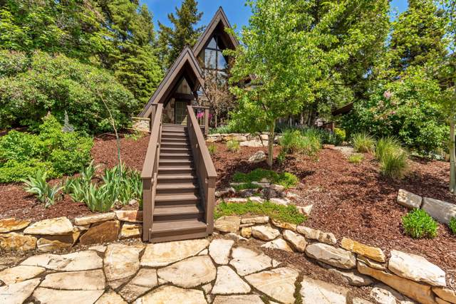 245 Woodland Drive, Park City, UT 84098 (MLS #11906729) :: High Country Properties