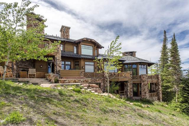 110 White Pine Canyon Road, Park City, UT 84060 (MLS #11906796) :: Lookout Real Estate Group
