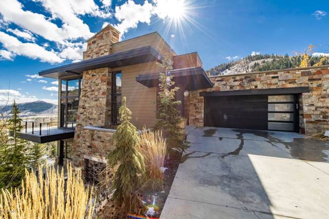 4874 Enclave Way, Park City, UT 84098 (MLS #11906818) :: Lookout Real Estate Group