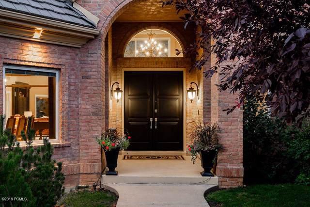 9080 Jeremy Road, Park City, UT 84098 (MLS #11907210) :: Lookout Real Estate Group