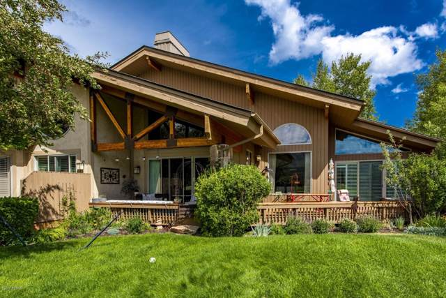 2814 Four Lakes Drive, Park City, UT 84060 (MLS #11907820) :: High Country Properties