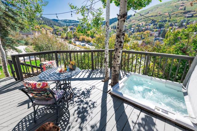 220 Marsac Avenue, Park City, UT 84060 (MLS #11908033) :: High Country Properties