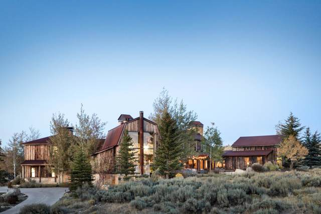 8172 N Ranch Garden Road, Park City, UT 84098 (MLS #11908172) :: High Country Properties