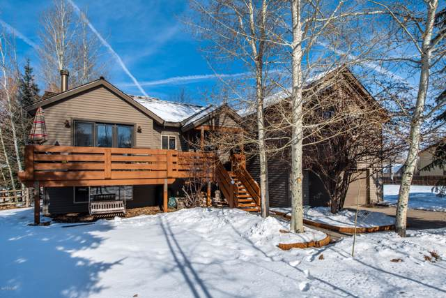 5240 Heather Lane, Park City, UT 84098 (MLS #11908337) :: High Country Properties