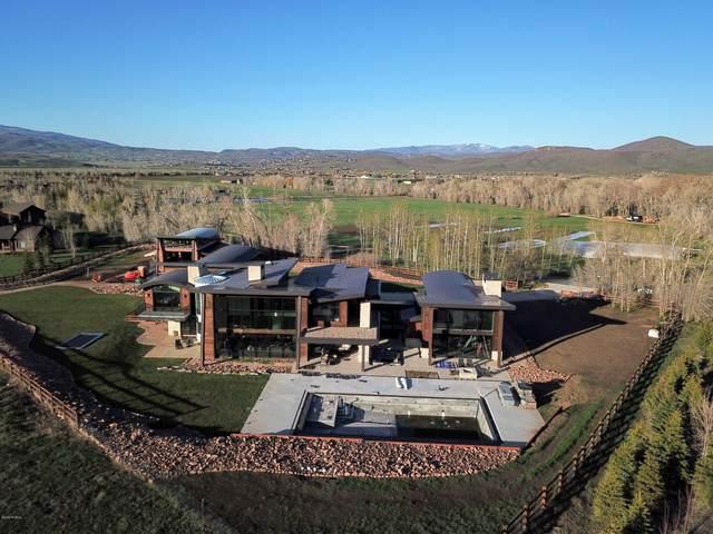 4209 N Two Creeks Lane, Park City, UT 84098 (MLS #11908943) :: Lookout Real Estate Group