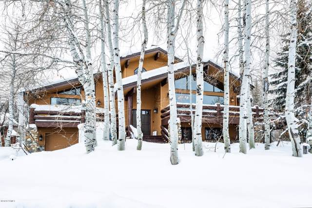 213 Golden Eagle Drive, Park City, UT 84060 (MLS #11909029) :: High Country Properties
