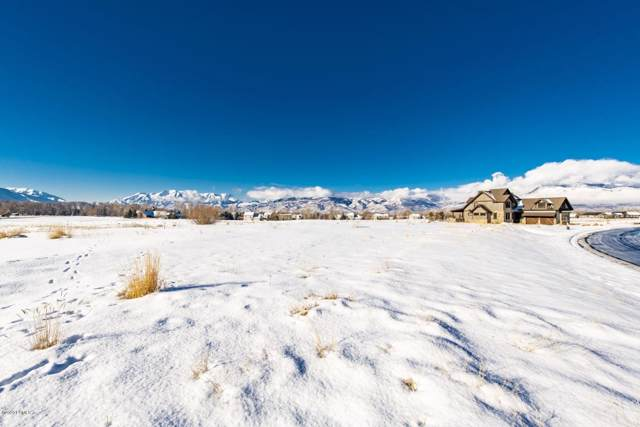 191 N Haystack Mountain Drive, Heber City, UT 84032 (#12000021) :: Red Sign Team