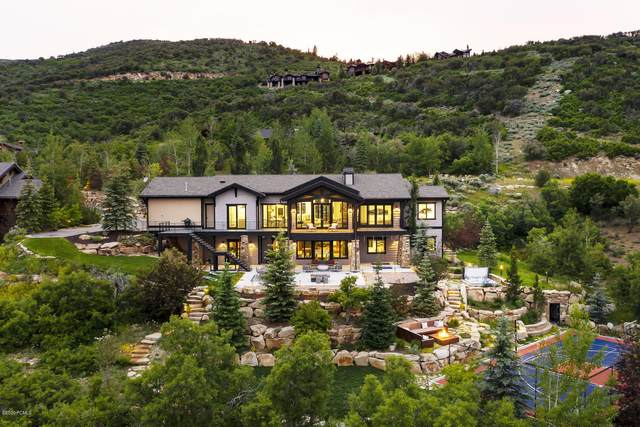 4845 Bear View Drive, Park City, UT 84098 (MLS #12000085) :: High Country Properties