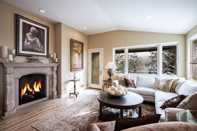 1921 Roffe Road, Park City, UT 84098 (MLS #12000111) :: Lookout Real Estate Group