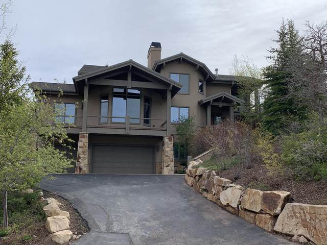 7129 Canyon Drive, Park City, UT 84098 (MLS #12000187) :: High Country Properties