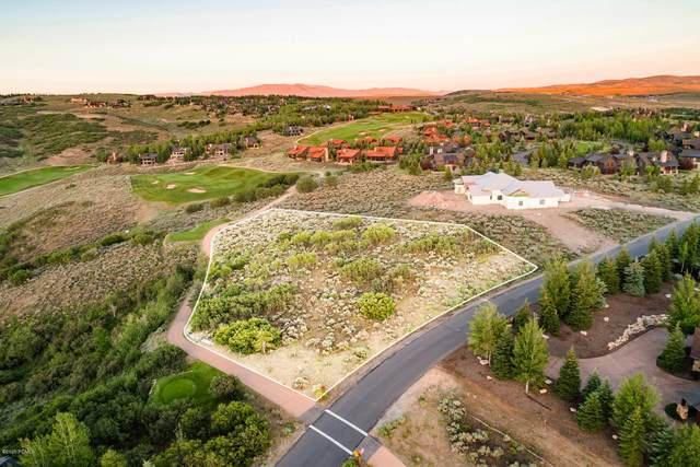 7991 N West Hills Trail, Park City, UT 84098 (MLS #12000451) :: High Country Properties