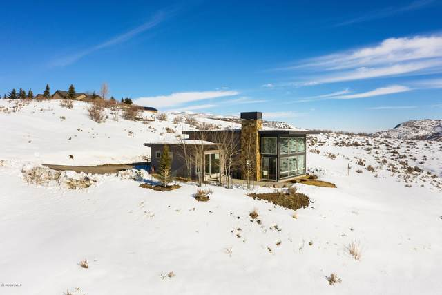 8536 Highfield Road, Park City, UT 84098 (MLS #12000611) :: Lookout Real Estate Group