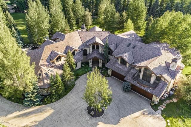 2750 Meadow Creek Drive, Park City, UT 84060 (MLS #12000737) :: Lookout Real Estate Group