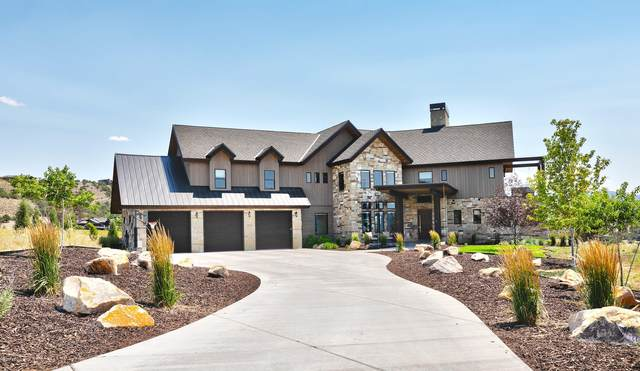 1080 N Oquirrh Mountain Drive, Heber City, UT 84032 (MLS #12000839) :: Lawson Real Estate Team - Engel & Völkers